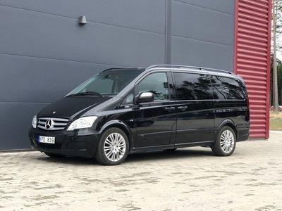 begagnad Mercedes Viano 3.0 / Automat / Drag / 7-