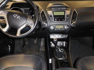begagnad Hyundai ix35 1,7CRDi ComfortPlus