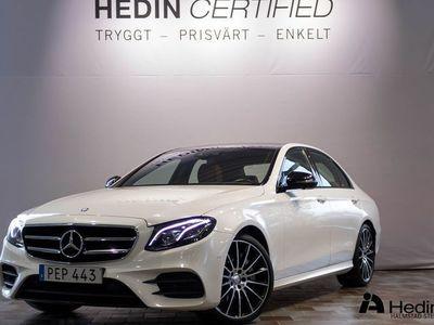begagnad Mercedes E350 // AMG & LUFTFJÄDRING //