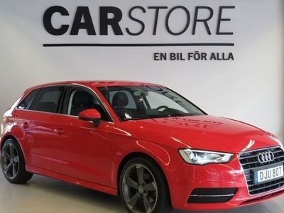 begagnad Audi A3 1.6 TDI Ultra Motorvärmare
