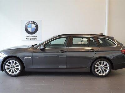 begagnad BMW 520 d Touring Aut / Model Sport / Komfortpaket / Drag *Fabriknsy Kombi