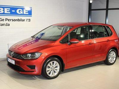 begagnad VW Golf Sportsvan 1.6 TDI Style 110hk (drag)