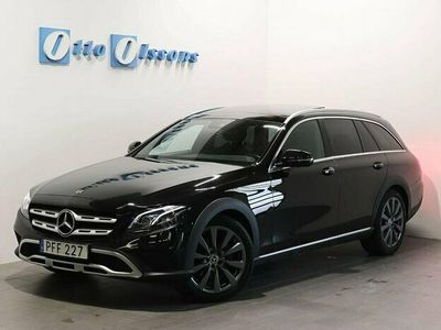 begagnad Mercedes E220 All-Terrain PremiumPlus Aut, Nav, Panoramatak