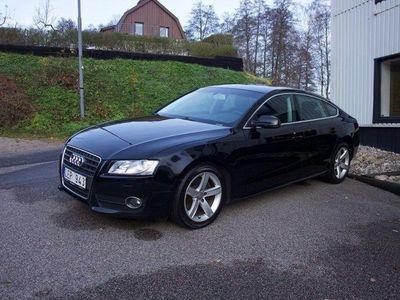 gebraucht Audi A5 Sportback 2.0 TFSI Multitronic 180hk