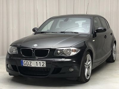 begagnad BMW 120 d 5-dörrars 5dr, E87 (177hk)