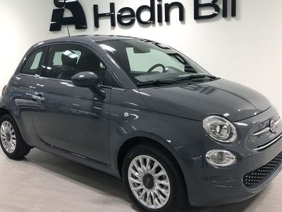begagnad Fiat 500 Lounge 1,2 69hk Serie 7