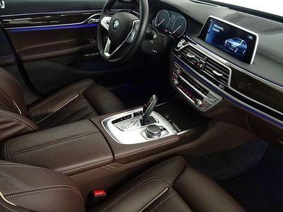 begagnad BMW 730 d xDrive, Navi pro, H K, Dragkrok, Backkamera 2016, Sedan 999 000 kr