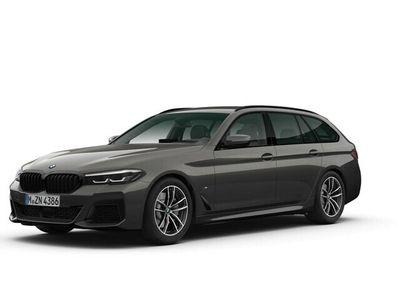 begagnad BMW 520 d xDrive M-Sport Navi Drag Värmare HiFi Dab