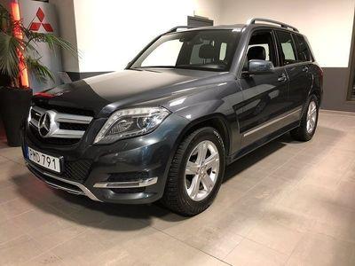 begagnad Mercedes GLK220