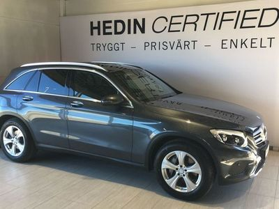 begagnad Mercedes GLC220 220d 4matic Drag