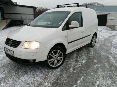 gebraucht VW Caddy Panel Van 1.9TDI DSG HD Edition -08
