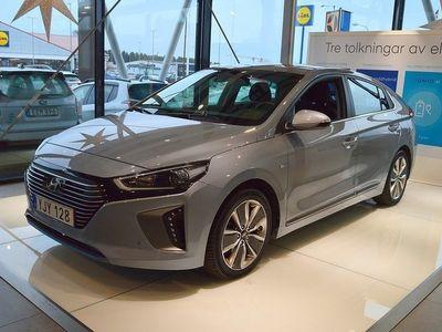 begagnad Hyundai Ioniq Hybrid Premium Eco DCT-7