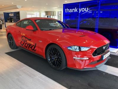 begagnad Ford Mustang GT 5.0 V8 (451hp) Fastback -Aut -19