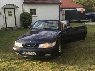 begagnad Saab 9-3 Cabriolet 2,0T -00