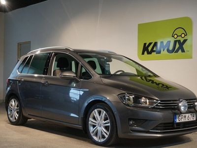 begagnad VW Golf Sportsvan 2.0 TDI GT   Navi   Drag 150hk