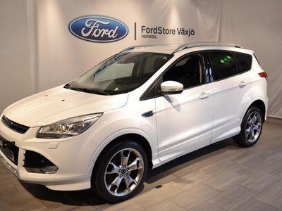 begagnad Ford Kuga Titanium X 2,0TDCI AWD Aut 180 HK -16