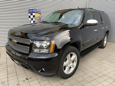 begagnad Chevrolet Suburban 1500 5.3L V8 7-Sits 4WD Hy -08