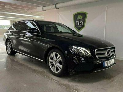 begagnad Mercedes E220 d/Navi/Backkamera/Bluetooth/MOMSBIL