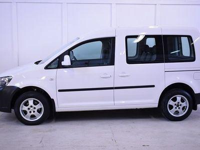 begagnad VW Caddy Maxi Life Caddy Life 1.6 TDI 5-Sits Krok V-hjul 2011, Personbil 109 900 kr