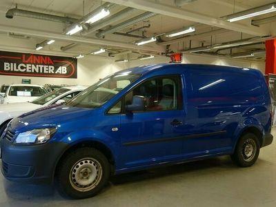 begagnad VW Caddy Maxi 1.6 TDI Aut P-värmare Kamrem bytt