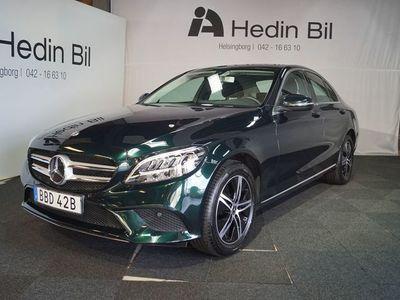 begagnad Mercedes C220 D 4-MATIC / VÄRMARE /