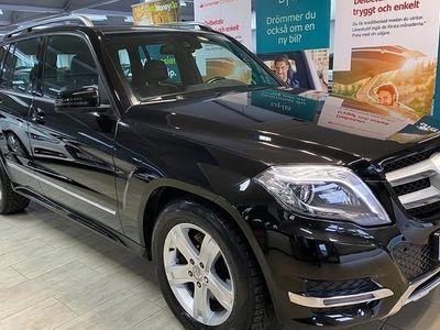 begagnad Mercedes 220 GLK BenzCDI 4MATIC DRAG 2013, SUV Pris 199 900 kr