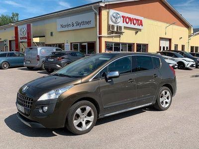 begagnad Peugeot 3008 1.6 HDi Manuell