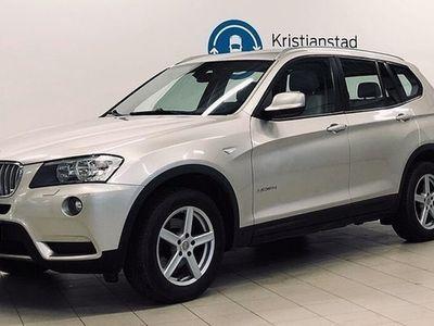 begagnad BMW X3 xDrive30d Aut Panoramatak 258hk