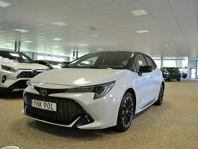 begagnad Toyota Corolla Hybrid 1,8 GR-S VINTERHJUL