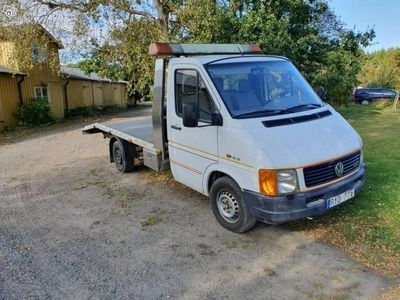 begagnad VW LT 35 biltransport -00