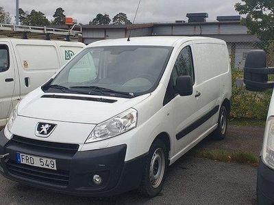 begagnad Peugeot Expert Panel Van 2.0 HDi 136hk -07