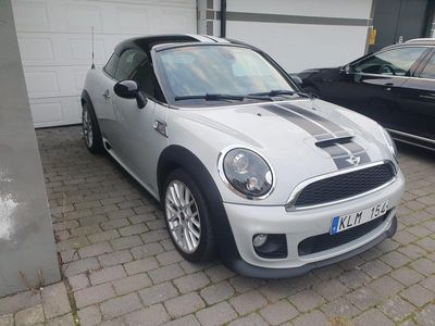 begagnad Mini Cooper SD Coupé UKL-C