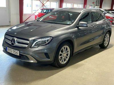 begagnad Mercedes GLA200 d 4MATIC 7G-DCT 136hk