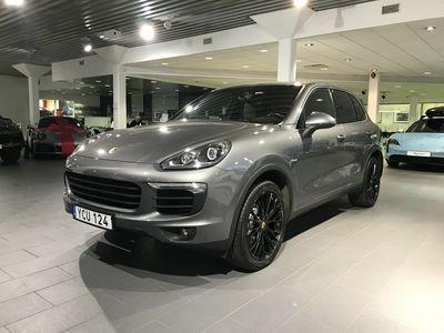 begagnad Porsche Cayenne S Diesel V8