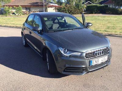 brugt Audi A1 Sportback 1,2 TFSI -14