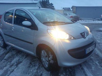 begagnad Peugeot 107 1.0, 5D Nybesikt Skatt Service -06