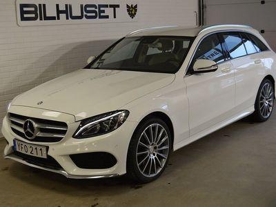 usata Mercedes 400 C-KLASS4MATIC AMG EURO6 333hk