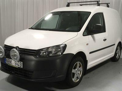 gebraucht VW Caddy 1.6 TDI Skåp (102hk)