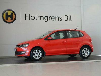 begagnad VW Polo 5-Dörrar 1.4 86hk