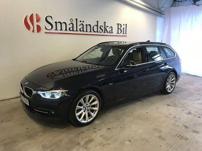 begagnad BMW 330 i xDrive Touring Steptronic Sport line Euro 6 2016, Personbil 259 000 kr