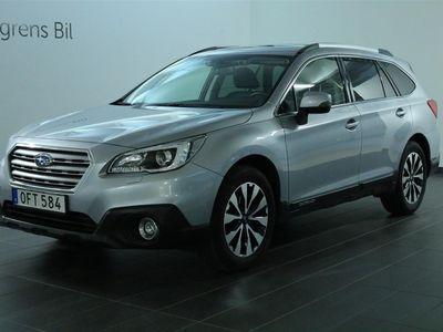 begagnad Subaru Outback 2.5i SUMMIT
