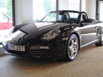 begagnad Porsche Boxster S TipTronic SportChrono 280hk