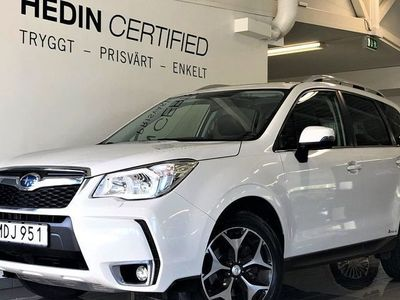 begagnad Subaru Forester 2.0 4WD Lineartronic 241hk