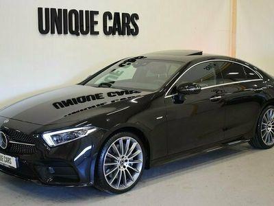 begagnad Mercedes 450 CLS Benz4MATIC Edition 1 AMG Lågskatt 2019, Sportkupé Pris 589 900 kr