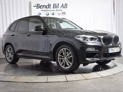 gebraucht BMW X3 xDrive20i xDrive20i/M Sport/HiFi