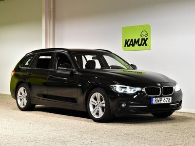 begagnad BMW 320 d xDrive Touring Steptronic, 190hk, 2017
