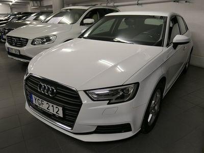 begagnad Audi A3 Sportback 1.0 TFSI PDC LM S+V
