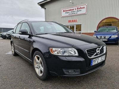 begagnad Volvo V50 D2/Summum/115hk/Usb/aux/0:-KONT