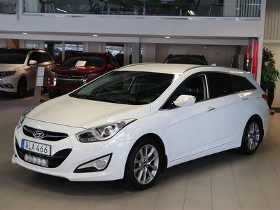 begagnad Hyundai i40 1.7 CRDi ComfortPlus Kombi 136 Hk Aut