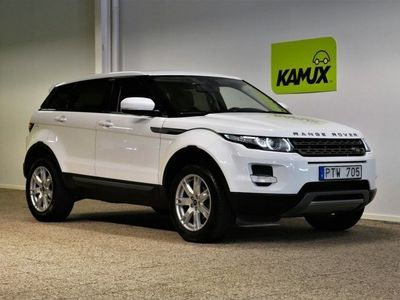 begagnad Land Rover Range Rover evoque 2.2 TD4 4WD Farthållare Meridan S&V